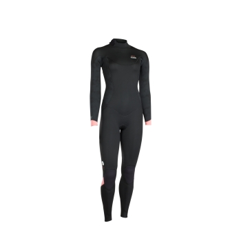 ION Wetsuit Women 'Jewel Core Semidry 5/4 BZ DL' - Size 36/S