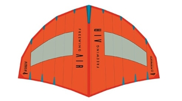 Airrush x Starboard Wing 'Freewing Air' 5qm orange
